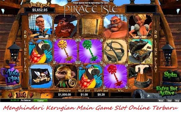 Menghindari Kerugian Main Game Slot Online Terbaru