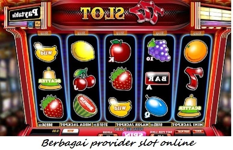 Berbagai provider slot online